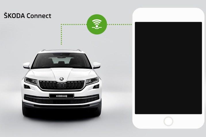 Škoda Connect